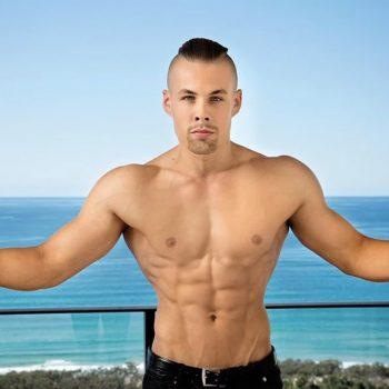Gold Coast stripper Thor male stripper