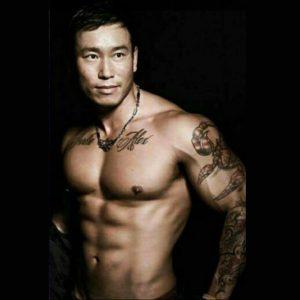 Perth male stripper David