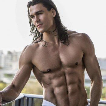 Gold Coast stripper Heath male stripper