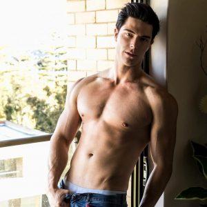Perth male stripper Jack