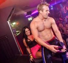 Brisbane strippers Jamie is a male stripper
