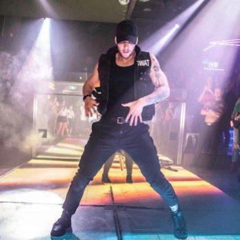 Gold Coast stripper Jay male stripper