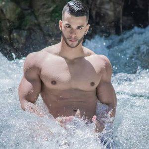 Sydney male stripper Jonathan
