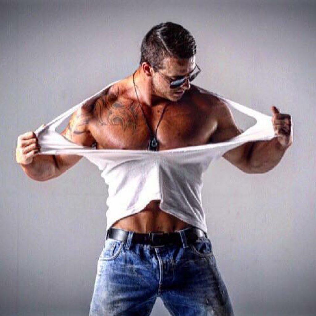 Newcastle male stripper Kahn