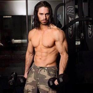 Brisbane strippers Mark male stripper