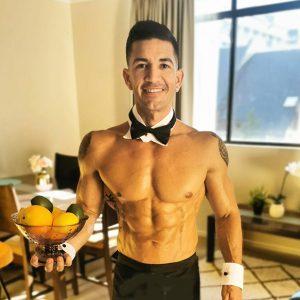 Brisbane waiters Miguel
