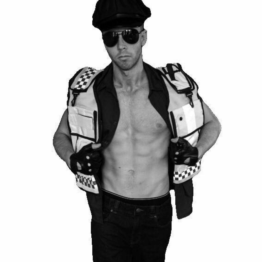hobart launceston male stripper nate