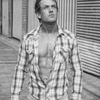 Brisbane stripper Ryan.B male stripper