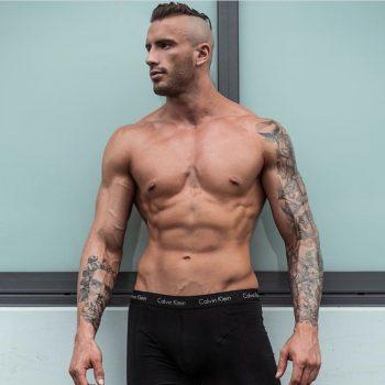 Brisbane strippers Seamus is a male stripper